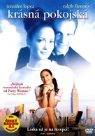 Maid in Manhattan - Czech DVD movie cover (xs thumbnail)