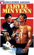Adieu l'ami - Norwegian VHS cover (xs thumbnail)