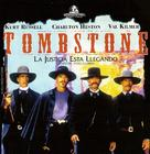 Tombstone - Argentinian Movie Cover (xs thumbnail)