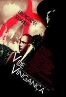 V For Vendetta - Brazilian Movie Poster (xs thumbnail)