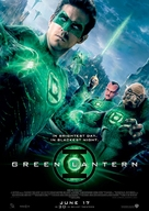 Green Lantern - Dutch Advance movie poster (xs thumbnail)