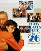Trois places pour le 26 - Japanese Blu-Ray cover (xs thumbnail)
