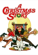 A Christmas Story - DVD movie cover (xs thumbnail)