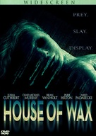 House of Wax - DVD movie cover (xs thumbnail)