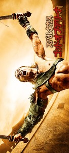"""""""Spartacus: Gods of the Arena"""" - Japanese Movie Poster (xs thumbnail)"""