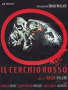 Rote Kreis, Der - Italian Movie Cover (xs thumbnail)