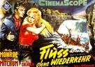 River of No Return - German Movie Poster (xs thumbnail)