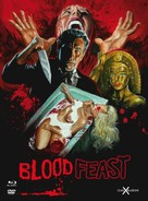 Blood Feast - Austrian Movie Cover (xs thumbnail)