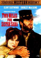 Two Mules for Sister Sara - DVD movie cover (xs thumbnail)