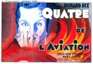 The Lost Squadron - French Movie Poster (xs thumbnail)