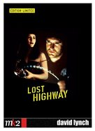 Lost Highway - French DVD movie cover (xs thumbnail)