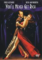 You'll Never Get Rich - DVD cover (xs thumbnail)