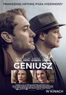 Genius - Polish Movie Poster (xs thumbnail)