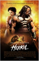 Hercules - Croatian Movie Poster (xs thumbnail)