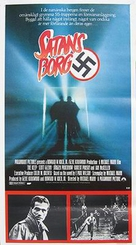 The Keep - Swedish Movie Poster (xs thumbnail)