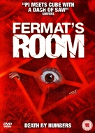 La habitación de Fermat - British Movie Cover (xs thumbnail)
