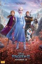 Frozen II - Australian Movie Poster (xs thumbnail)