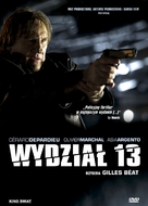 Diamant 13 - Polish Movie Cover (xs thumbnail)