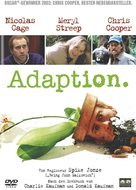Adaptation. - Swiss Movie Cover (xs thumbnail)