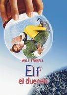 Elf - Argentinian Movie Poster (xs thumbnail)
