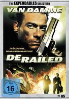 Derailed - German DVD cover (xs thumbnail)