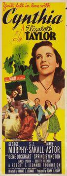 Cynthia - Movie Poster (xs thumbnail)