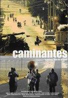 Caminantes - Spanish Movie Poster (xs thumbnail)