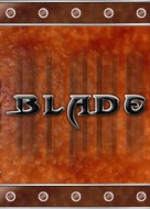 Blade - German DVD cover (xs thumbnail)