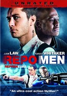 Repo Men - Canadian DVD movie cover (xs thumbnail)