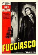 Odd Man Out - Italian Movie Poster (xs thumbnail)