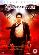Constantine - British Movie Cover (xs thumbnail)