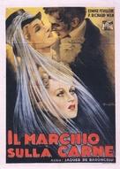 La duchesse de Langeais - Italian Movie Poster (xs thumbnail)