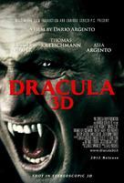 Dracula 3D - Italian Movie Poster (xs thumbnail)