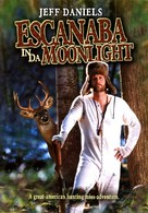 Escanaba in da Moonlight - DVD cover (xs thumbnail)