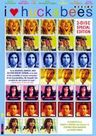 I Heart Huckabees - DVD cover (xs thumbnail)