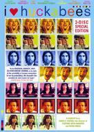 I Heart Huckabees - DVD movie cover (xs thumbnail)