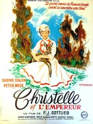Försterchristel, Die - French Movie Poster (xs thumbnail)