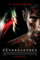 Predators - Mexican Movie Poster (xs thumbnail)