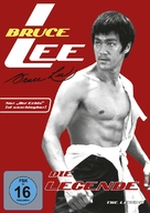 Bruce Lee, the Legend - German Movie Cover (xs thumbnail)