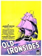 Old Ironsides - Movie Poster (xs thumbnail)