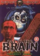 Un gatto nel cervello - British DVD movie cover (xs thumbnail)