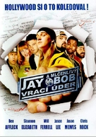 Jay And Silent Bob Strike Back - Czech DVD cover (xs thumbnail)