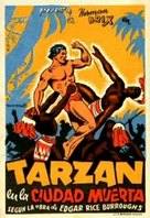 The New Adventures of Tarzan - Portuguese Movie Poster (xs thumbnail)