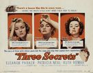 Three Secrets - Movie Poster (xs thumbnail)