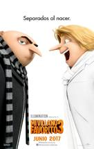 Despicable Me 3 - Mexican Movie Poster (xs thumbnail)