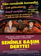 En liberté - Turkish Movie Poster (xs thumbnail)