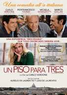 Posti in piedi in paradiso - Argentinian Movie Poster (xs thumbnail)
