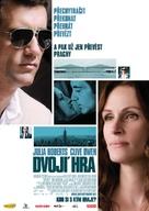 Duplicity - Czech Movie Poster (xs thumbnail)