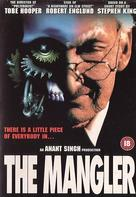 The Mangler - British Movie Cover (xs thumbnail)