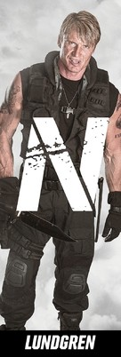 The Expendables 3 - Polish Movie Poster (xs thumbnail)